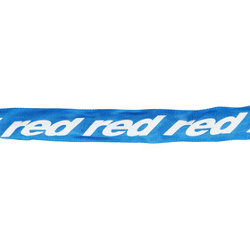 Red Cycling Products Secure Chain - Antivol vélo - resettable bleu